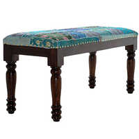Upholstered Long Bench