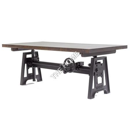 Warehouse Crank Table
