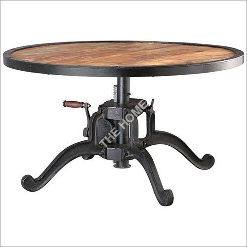 Crank Coffee Table