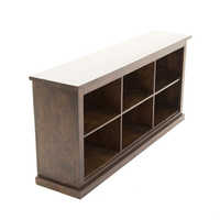 Cavendish Low Bookcase