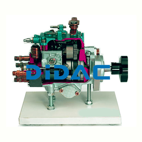 Distributor Type Fuel Injection Pump With Centrifugal Governor