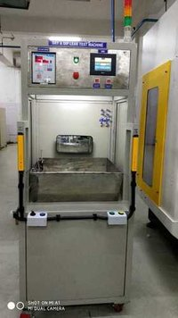 DRY AND DIP LEAKAGE TESTING MACHINE