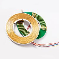12 Circuits Flat Slip Ring