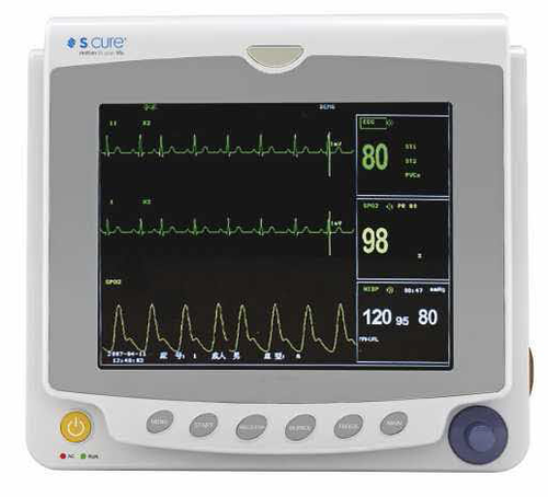 portable patient monitor