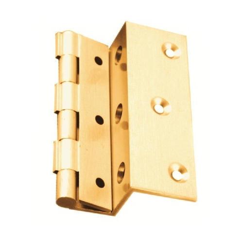 "4"" Brass L Lock Hinges"