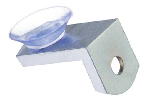 Aluminum L Button