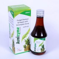 Fungal Diastase + Papain + B Complex  Syrup With Monocarton