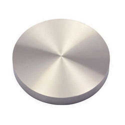 SS Round Mirror Cap