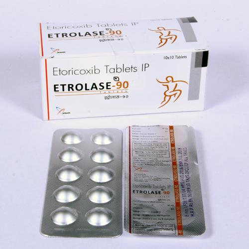 Etoricoxib 90mg Tablet