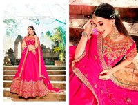Latest Heavy Designer Lehenga