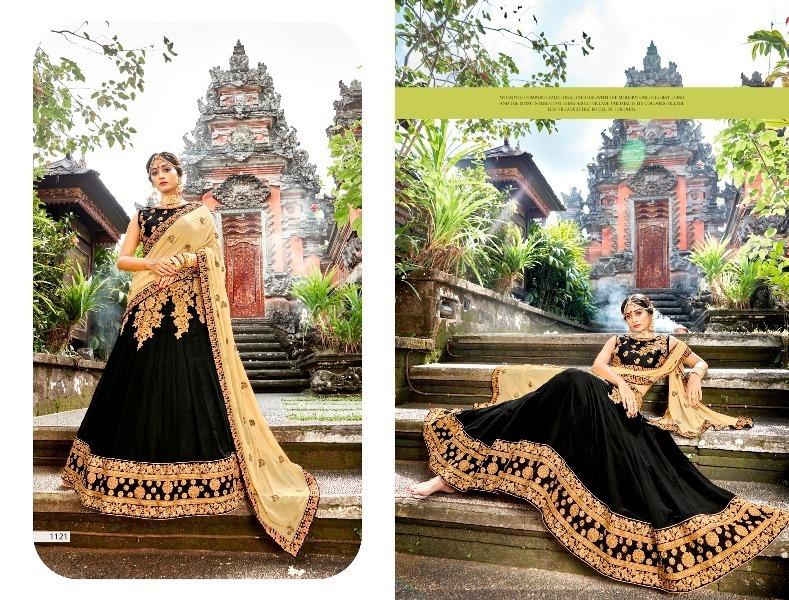Wedding lehenga designs with price