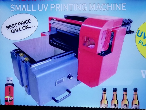 Small UV Printing Machine