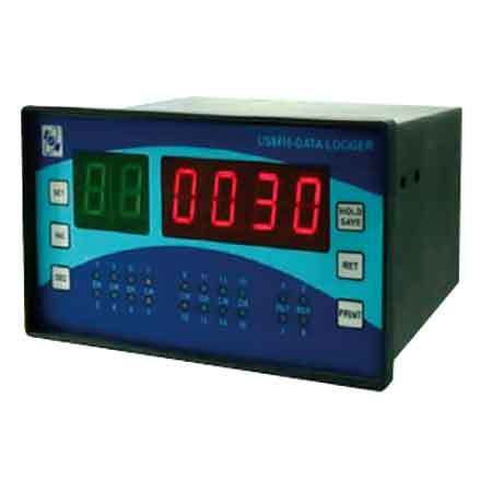 16-Channel Scanner with Data Logger
