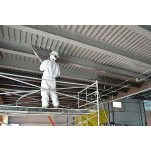 Fire proof  Coating work