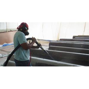 Sand Blasting Work Services