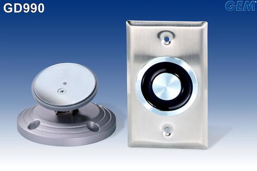 Wall Mounted Electromagnetic Door Holder