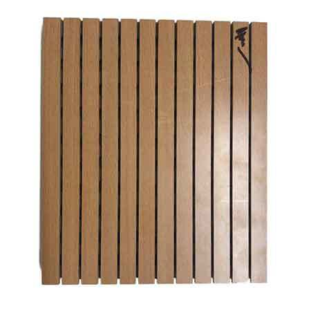 Wooden Panel with 2mm Grooved by 14mm pich