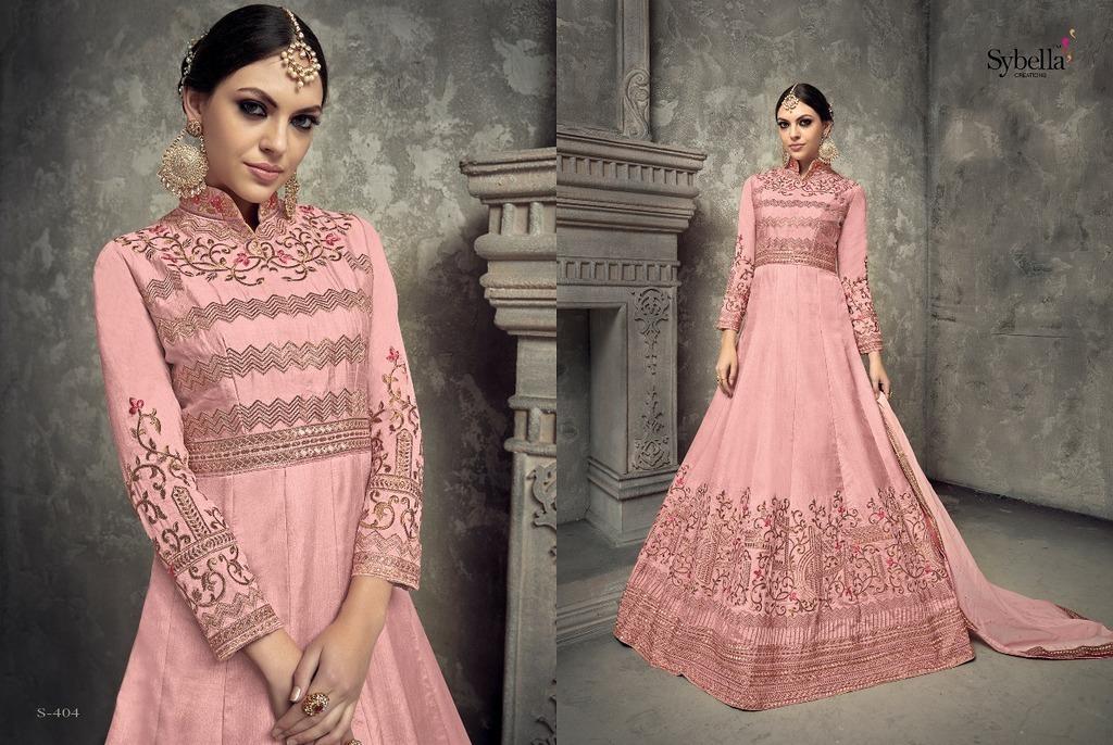 Wedding Anarkali Churidar Suit