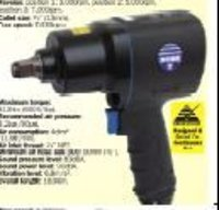 Impact Wrench ½â€