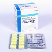 Nimesulide 100mg + Paracetamol 325mg Tablet