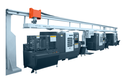 Bearing Ring Production Line