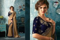 Fancy Designer Silk sarees online