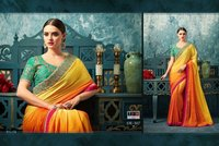 Designer Silk Sarees For Wedding