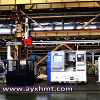 CNC Automatic bearing Lathe Machine