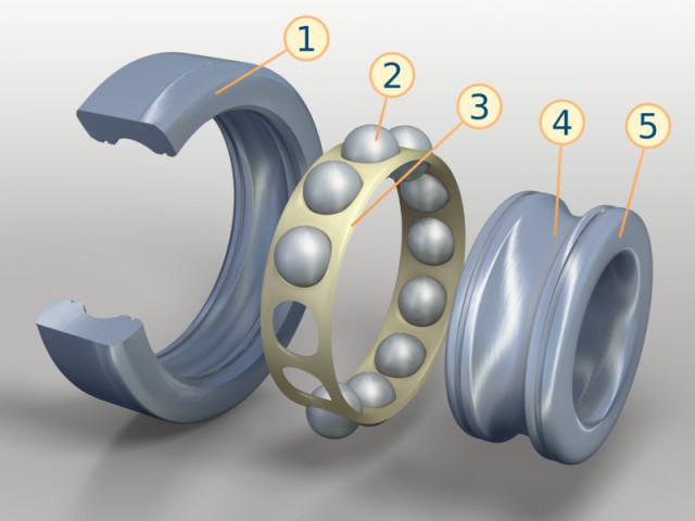 CNC Automatic bearing Lathe Machine