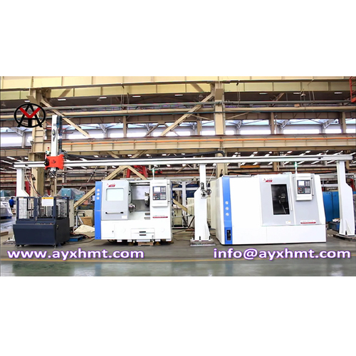 Bearing Ring Automatic Lathe Machine