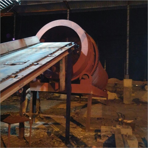 Waste Management Rotary Dryer