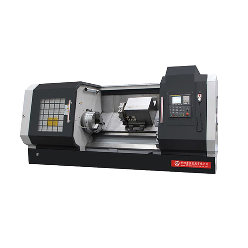 Professional universal oil country cnc lathe with slant bed for sale