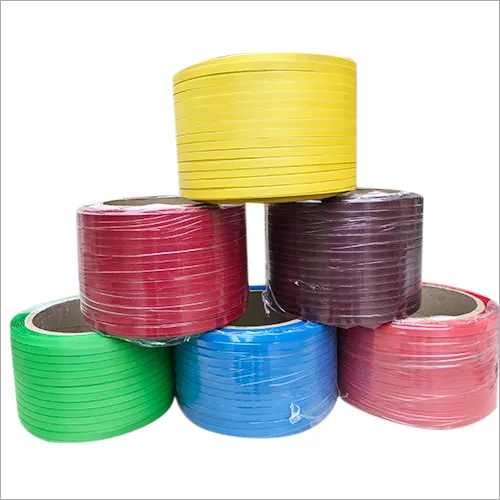 Color Strapping Roll