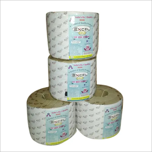 PP Manual Box Strapping Rolls