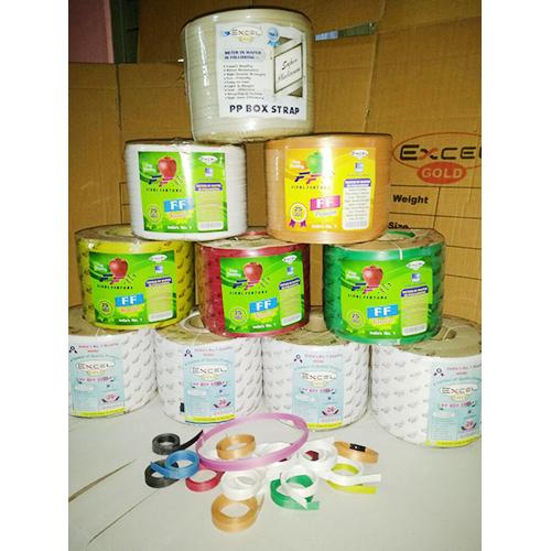 PP Manual Color Box Straps