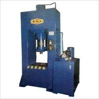 Box Frame Hydraulic Press