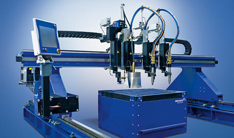 MetalMaster Cutting Machine