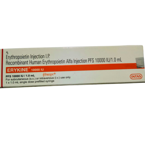 Erythropoietin Injections