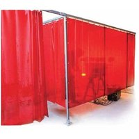 Safe Welding Curtain