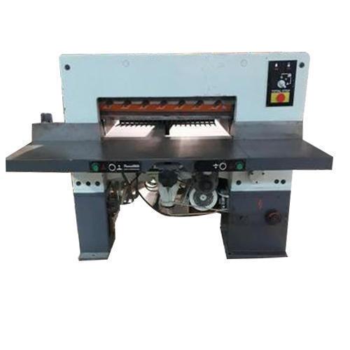 Automatic Paper Sheet Cutting Machine