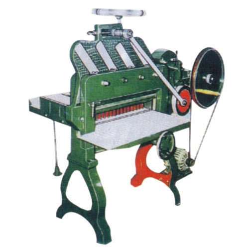 Industrial Paper Sheet Cutting Machine