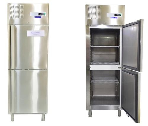 Two Door Vertical Freezer (RF2D640A) (600 Ltrs.)