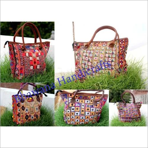 Hand Embroidered Banjara Bags