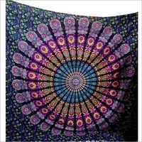 Designed Mandala Tapestry