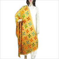 Ladies Phulkari Dupatta