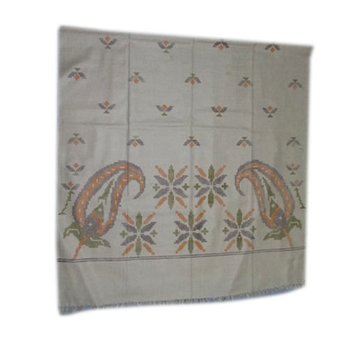 Designed Woven Shawl