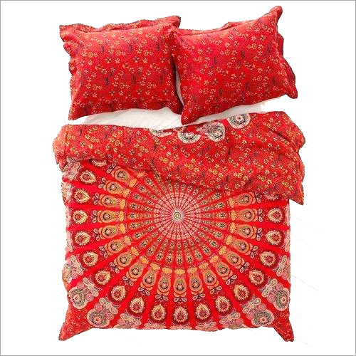 Mandala Duvet Pillow Cover