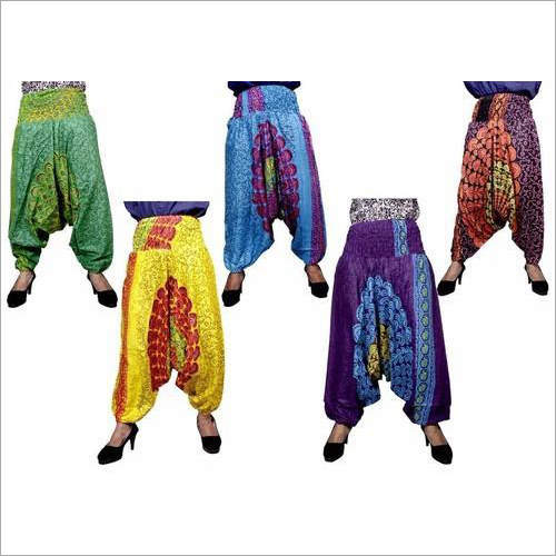 Mandala Alibaba Trouser Hippie Yoga Travel Pants