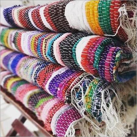 Hand Woven Chindi Area Rugs