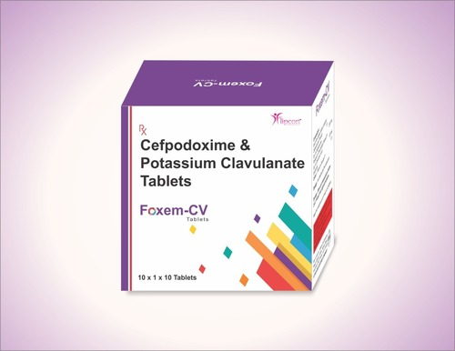 Foxem-CV Tablets